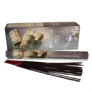 "Darshan ""Mystic Magic"" Incense Sticks: For Business"